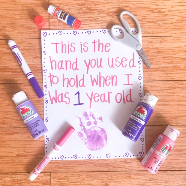 Father's Day Hand Craft